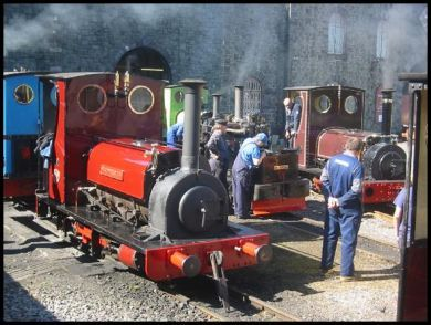 Forty Years of the Llanberis Lake Railway DVD